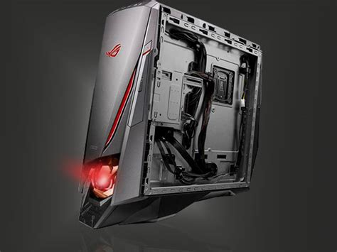 Asus Gt51ch Id002t Pc Dekstop ces 2017 asus announces rog gt51ch gaming pc with windows