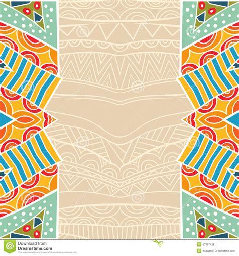 colorful ethnic wallpaper tribal border design joy studio design gallery best design