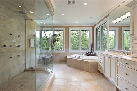 25 White Bathroom Ideas (Design Pictures)   Designing Idea
