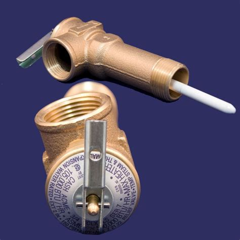 Safety Valve Water Heater replacing pressure relief valve on water heater best