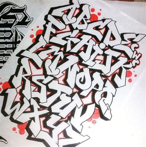 melhores ideias de abecedario en graffiti
