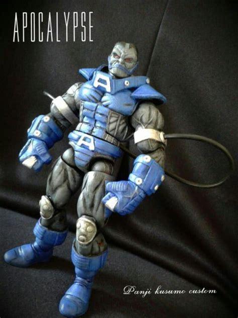 figure apocalypse apocalypse marvel legends custom figure by