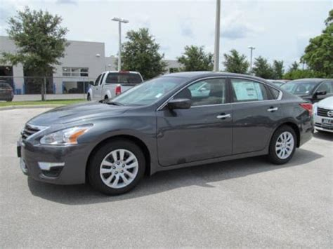 nissan altima in metallic slate kbc from 2013 2013 19