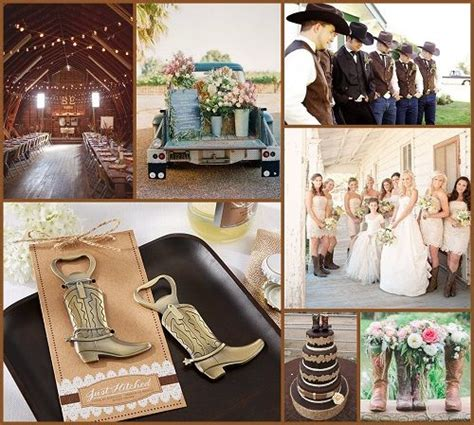 western ideas 17 best images about western wedding ideas on