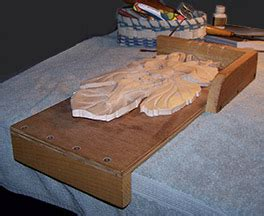 wood carving bench hook bench hook bracing table for relief wood carving by l s
