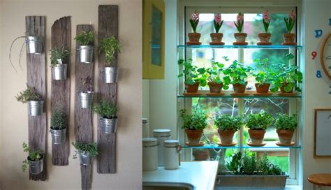 dishfunctional designs hanging basket herb garden diy indoor herb garden