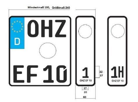 Versicherung Motorrad Wechselkennzeichen by Wechselkennzeichen Kommen Auch F 252 R Zweir 228 Der 187
