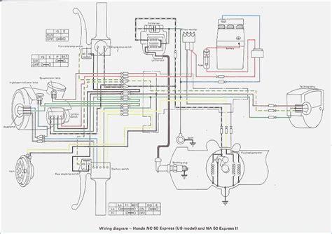 honda chf50 wiring diagram wiring diagram