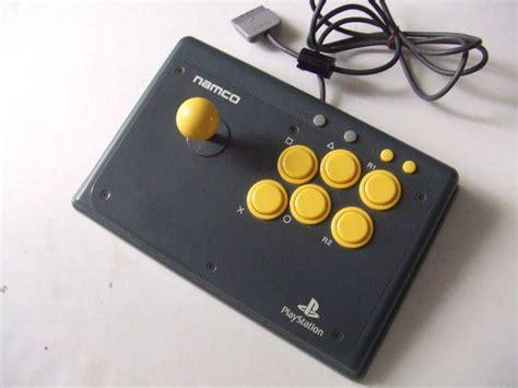 namco arcade stick playstation ps1 ps2 controller joystick sleh 0004 sony playstation