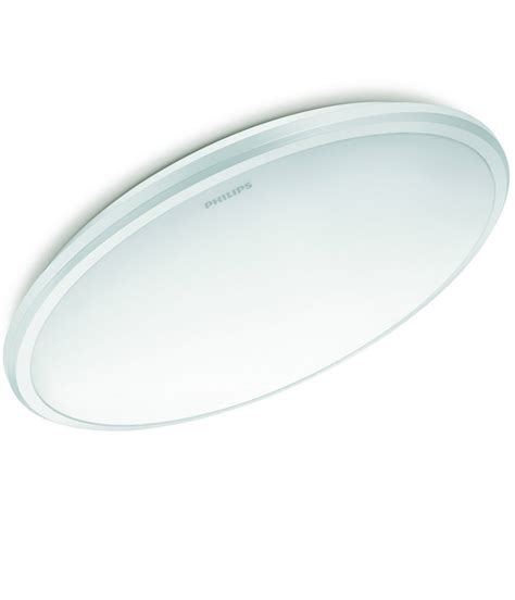 philips led oyster ceiling light fitting 17w 20w