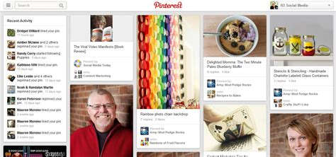 layout like pinterest new pinterest design why i love it r3 social media