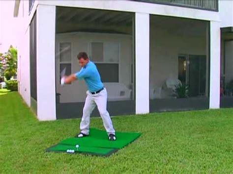 Vijay Singh Golf Mat by The Golf Mat