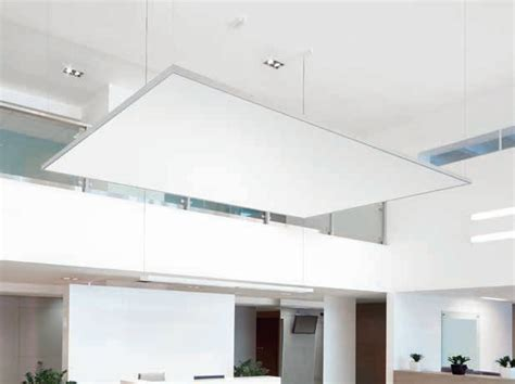 knauf controsoffitto acoustic ceiling clouds thermatex 174 sonic modern by knauf