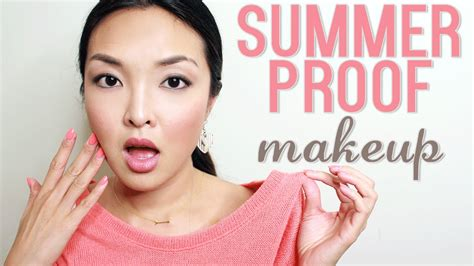 Summerproof Your Makeup Look by How To Summer Proof Your Makeup