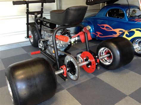 Mini Stool With Wheels by For Sale Custom 3 Wheel Mini Bike Show Bike Gas