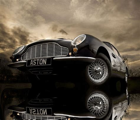 aston martin poster collection