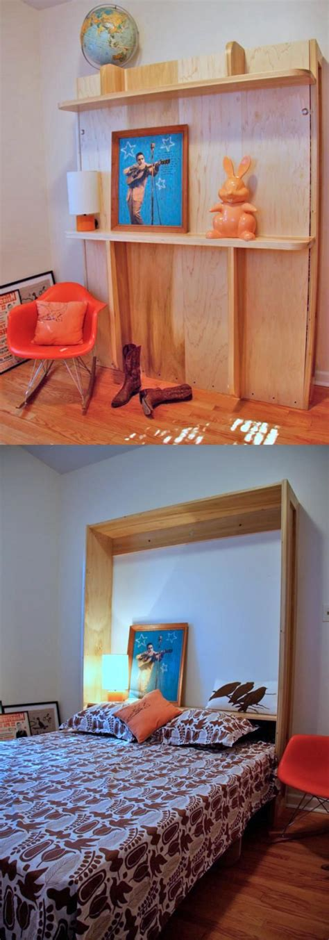 create a bed murphy bed diy 3 great ways to build your own murphy bed murphy