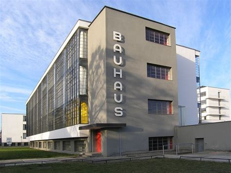 Architectural Style Of Home by Bauhaus Dessau Dessau Ro 223 Lau 1926 Structurae
