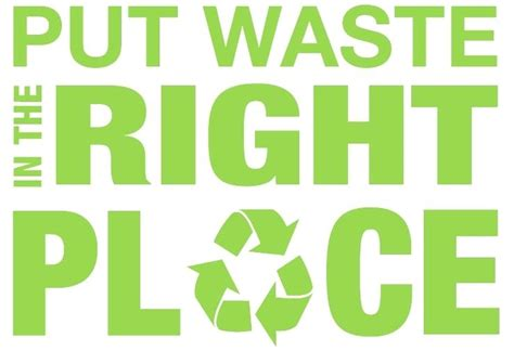 recycle slogans  waste theblogger