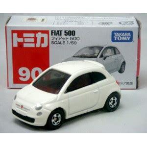 Fiat 500 Tomica Takara Tomy No 90 Blue 2 tomica no 90 fiat 500 global diecast direct