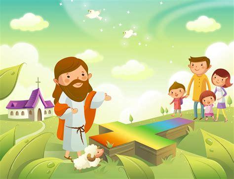 imagenes religiosas infantiles corazones de maria ilustraciones de jes 250 s para ni 241 os