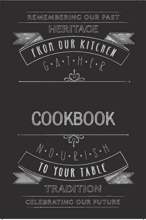 cookbook cover template best 20 cookbook template ideas on cookbook