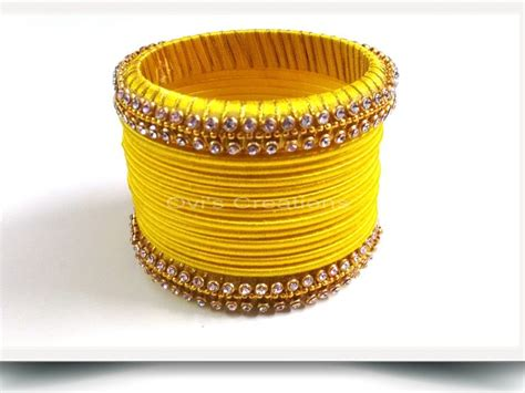 Thread Bangles Images 96 best images about thread bangles on bangle