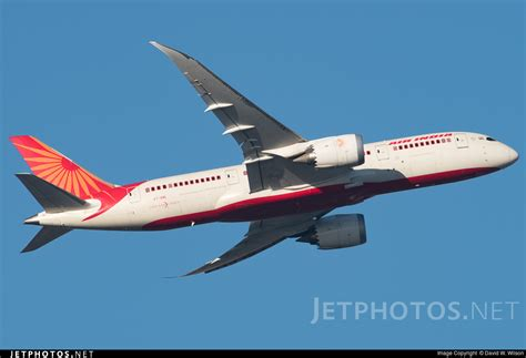 air india ai115 vt anl b787 dreamliner vt anl boeing 787 8 dreamliner air india david w