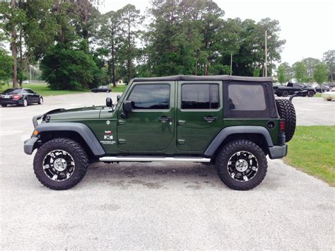 2008 Jeep Wrangler Unlimited X 2008 Jeep Wrangler Pictures Cargurus