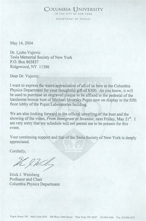 Acceptance Letter To Columbia Pin Columbia Acceptance Letter Picture Image By Tag On
