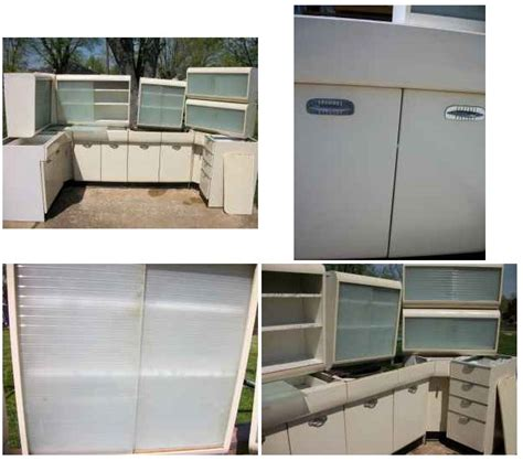 Vintage Steel Kitchen Cabinets Best Vintage Steel Kitchen Cabinets For Sale Home Design
