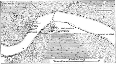 jackson louisiana map fort jackson louisiana