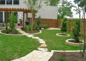 backyard garden design ideas 30 wonderful backyard landscaping ideas architecture