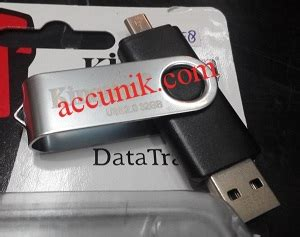 Jual Flashdisk Otg Murah jual flashdisk multi otg kingston 8 giga jual stungun