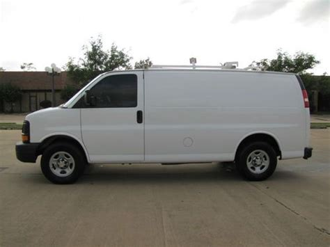 how things work cars 2007 chevrolet express 1500 navigation system find used 2007 chevrolet express 1500 hd cargo van 4 power door locks in tulsa oklahoma united