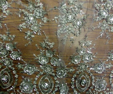 beaded lace sp spandex beaded lace sp fabric for