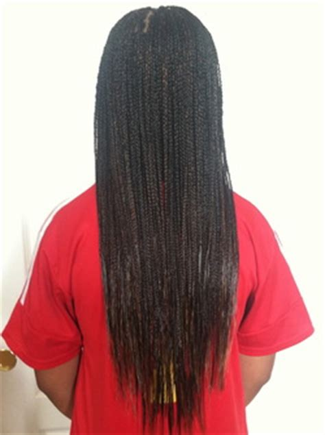 how to dip and seal your braids (box braids) hair triplets