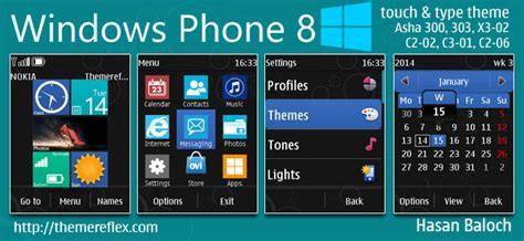 themes nokia asha 202 windows phone 8 live animated theme for nokia asha 202