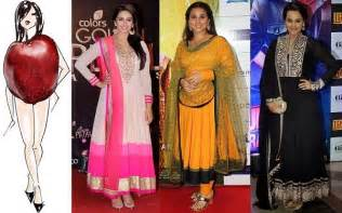 V Neck Drape Dress 8 Types To Look For When Buying Anarkali Suits Amp Dresses