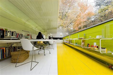 selgas cano architecture selgas cano architecture office by iwan baan madrid
