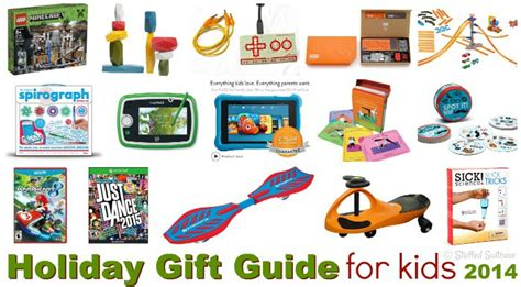 gift guide for the whole family holiday shopping ideas