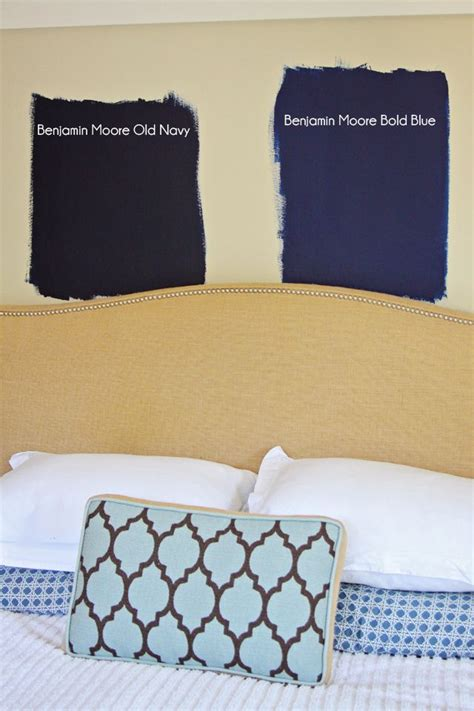 benjamin moore blue paint benjamin moore bold blue bedroom pinterest blue and