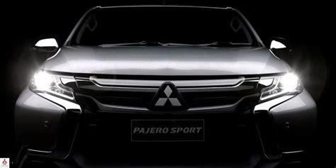 Reflektor Bemper Belakang All New Pajero Sport 1set Murah bocoran foto lagi harga dan varian quot all new quot pajero sport kompas