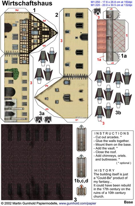 printable paper buildings 1000 images about printable buildings on pinterest