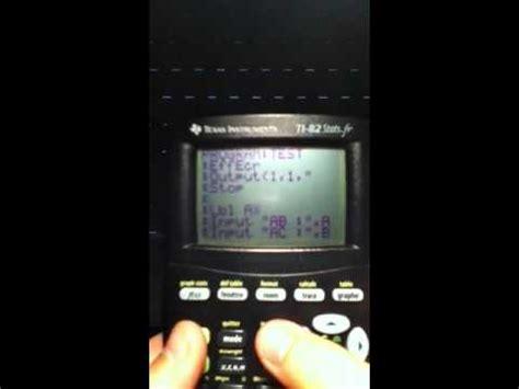 wistaro mettre un jeu sur sa calculatrice ti (ti 82/t