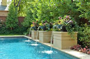 backyard decoration ideas private swimming pools contemporary pool dallas by