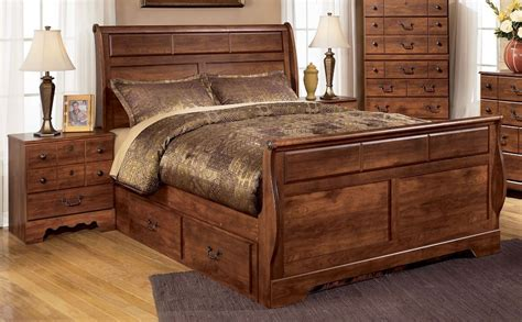 cherry sleigh bed queen charm queen cherry sleigh bed suntzu king bed