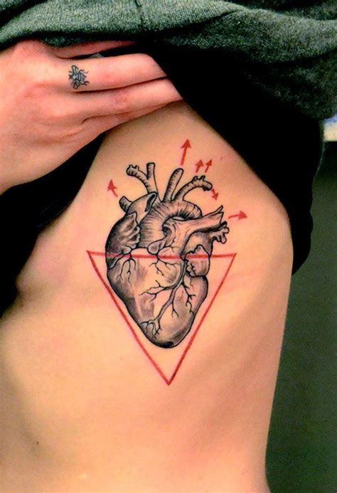 Tattooed Heart Original | these are the 25 most artistic and original heart tattoos