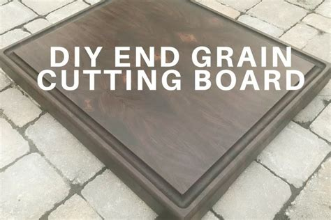 build   grain cutting board butcher block