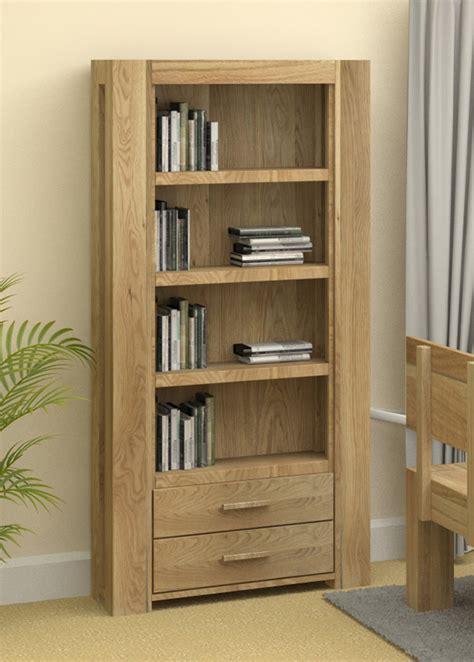 Chunky Oak Bookcase 50 chunky oak bookcase with drawers atlas solid oak